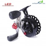 LEO DWS60 4 + 1BB 2.6:1 65MM Fly Fishing Reel Wheel with High Foot