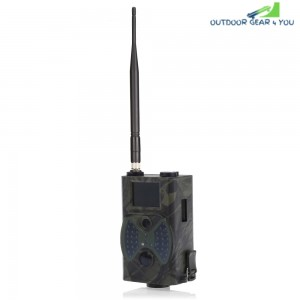 HC300M 12M Digital Scouting Trail Camera Support Remote Control 2G MMS GPRS GSM 940NM Infrared Night Vision