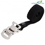 1 Pair Bike Bicycle Pedal Toe Strap Foot Binding Band