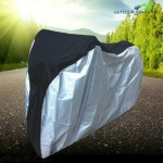 Nylon Waterproof Dustproof UV Protective Bicycle Cover