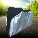 Nylon Waterproof Dustproof UV Protective Bicycle Cover