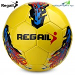 Regail Size 5 Official Match Football Outdoor Indoor Training Soccer