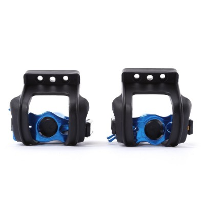 Bicycle Gear Bike Fixed Pedal Binding Belt Toe Straps Foot Clip