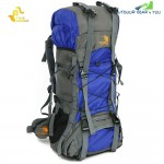 Free Knight FK008 Outdoor 60L Nylon Water Resistant Backpack Mountaineering Camping Bag