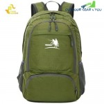 Free Knight FK0716 35L Nylon Folding Ultra Light Water Resistant Backpack School Bag for Camping Hiking
