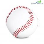 2.75 Inches White Outdoor Sports Practice Training Softball Baseball Ball