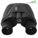 BIJIA Porro BAK - 4 Prism Waterproof 12 x 25 HD Binoculars 83m | 1000m Ultra-clear Telescopes