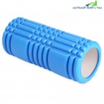 Practical Yoga Column Roller with Grid