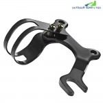 Bicycle Disc Brake Bracket Rack Mount Frame Transformer Holder