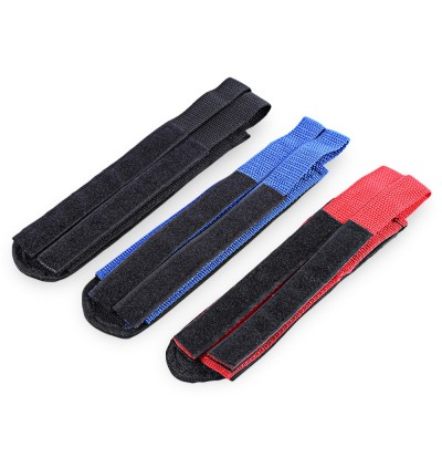 Bicycle Lightweight Anti-slip Double Adhesive Strap Pedal Toe Clip Belt