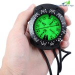 EZDIVE Diving Scuba Wrist Compass Deep Sea Exploring Supplies