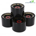 4pcs 60 x 45MM Outdoor Sport Skateboarding Wheel Skate Bearing