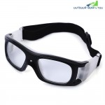 DX070 Outdoor Sport Basketball Football Skiing Protective Goggles with Myopia Lens