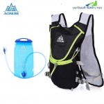 AONIJIE 8L Unisex Running Backpack with 1.5L Water Bag