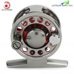 LIE YU WANG 2 + 1BB Aluminum Alloy Fly Fish Reel Wheel
