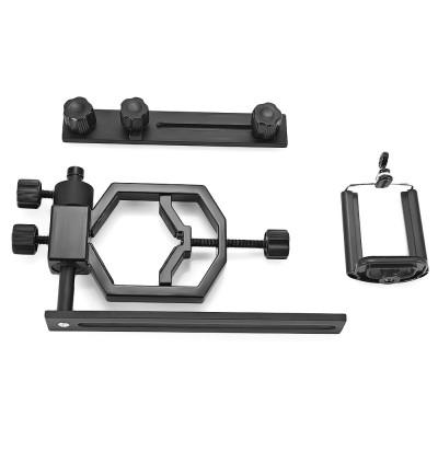 Outdoor Monocular Telescope Digital Camera Phone Holder