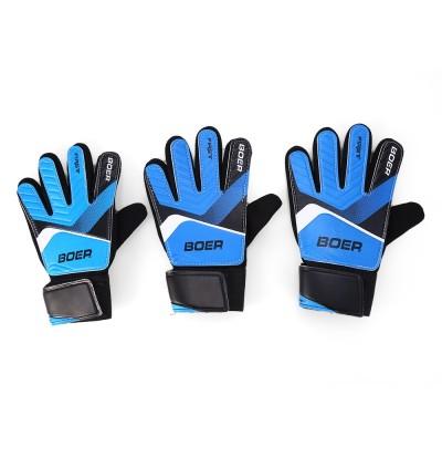 BOER Skid Resistant Finger-save Child Goalkeeper Gloves
