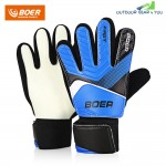 BOER Skid Resistant Finger-save Child Goalkeeper Gloves