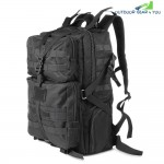 BL068 45L Tactical Military Backpack Rucksack for Camping