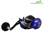 LIE YU WANG 13 + 1BB Single Handle Baitcasting Fishing Reel