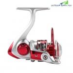 8 Ball Bearings 5.2 : 1 Spinning Wheel Metal Fishing Reel