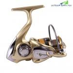 LIE YU WANG AT Spinning Reel 13 + 1BB Metal Fishing Wheel