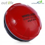 Outlife Portable Wireless Sonar Sensor Fish Finder