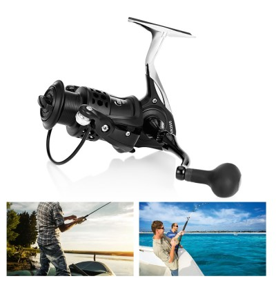 COONOR 11 + 1BB Fishing Reel with Metal Foot Base