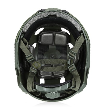 Adjustable Tactical Helmet Military Head Protector