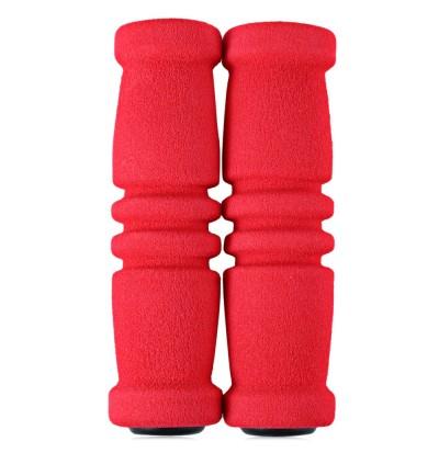 1 Pair Sponge MTB Bike Bicycle Handlebar Cover(Red)