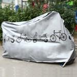 Electric Motorcycle Cover Waterproof Bike Bicycle Protector