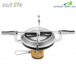 Outlife Camping Gas Burner Mini Stove Head