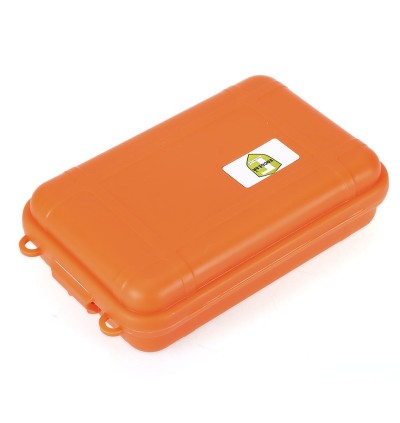 Waterproof Shockproof Box Airtight Sealed Case Outdoor Survive Portable Container Carry Storage EDC Gear