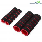 One Pair Soft Sponge Foam Handle Handlebar Grip Cover for Road Mountain Bike