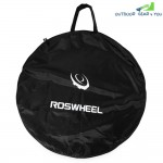 ROSWHEEL Portable Cycling Road Mountain Bicycle MTB Single Wheel Carrier Bag