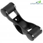 Outdoor Cycling Sport Mountain Bike Accessory Flashlight Bracket Extended Holder