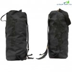 FREE SOLDIER 33L Tactical Climbing Backpack Barrel Bag(BLACK)