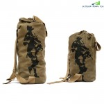 FREE SOLDIER 42L Tactical Climbing Backpack Barrel Bag
