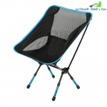 Heightened Chair Seat Foldable Stool Outdoor Equipment