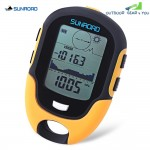 SUNROAD Outdoor Multifunctional Waterproof LCD Digital Compass Barometer Altimeter