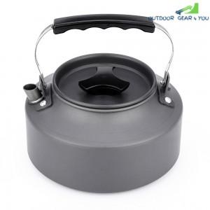 1.1L Canteen Tea Kettle Jug Cook Set Outdoor Tableware
