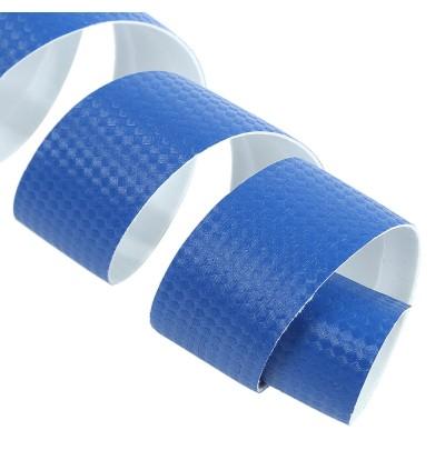 Bicycle Handlebar Tape with Bar Plug Carbon Fiber Belt Strap