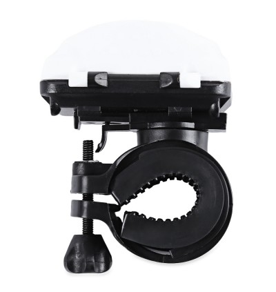 3-LED Bicycle Light Water Resistant Torch with Mount Flash