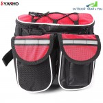 YANHO Cycling Packet Bag with Reflective Stripe Outdoor Tool