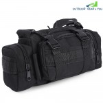 Camping Hiking Bike Sport Military Army Travel Waist Pack Hand Carry Pouch Shoulder Bag