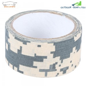 EDCGEAR Army Adhesive Tape 10M Cotton Fabric for Hunting Gun Knife Handle