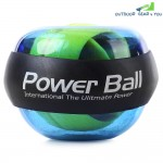 Wrist Ball Roller with Strap Gyroscope Force Strengthener