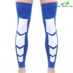 Paired Sport Running Basketball Compression Non-slip Kneecap Knee Sleeve Leg Warmer