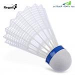 REGAIL 500 6pcs | Set Gym Exercise Training Nylon Badminton Ball