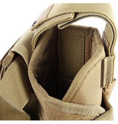 Adjustable Military Holster Camouflage Waist Leg Bag Hunting Pack